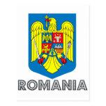 Emblema ruso tarjetas postales