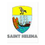 Emblema santalucense postales
