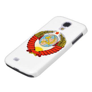 Emblema soviético funda para galaxy s4
