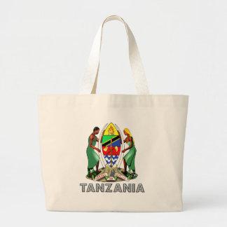 Emblema tanzano bolsa