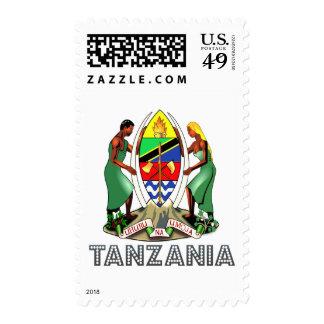 Emblema tanzano sellos