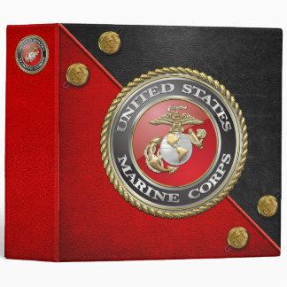 Emblema y uniforme [3D] del USMC