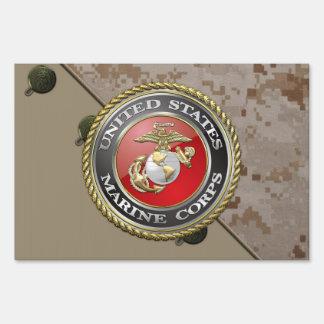 Emblema y uniforme [3D] del USMC Cartel