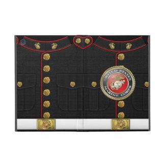 Emblema y uniforme [3D] del USMC iPad Mini Carcasas