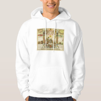 Emblematic Chart and Masonic History of FAM Hoodie