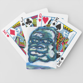 Embodied Mind Floating Bicycle Poker Deck