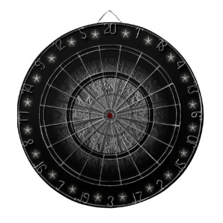 Embossed Chinese Zodiac Wheel Custom Dart Board