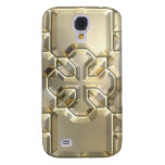 Embossed Crucifix Samsung Galaxy S4 Cover