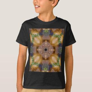 Embossed Fractal 14 T-Shirt