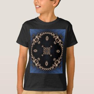 Embossed Fractal 17 T-Shirt