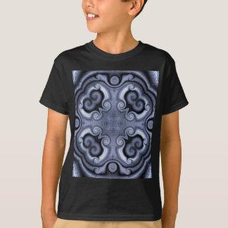 Embossed Fractal 21 T-Shirt