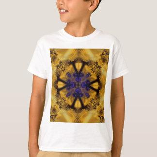 Embossed Fractal 32 T-Shirt