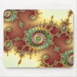 Embossed - Fractal Mousepad
