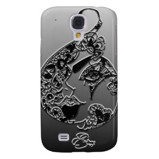 Embossed GAGA Eyes iPhone 3G Case Galaxy S4 Cases