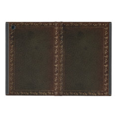 Embossed Leather book cover Covers For iPad Mini at Zazzle