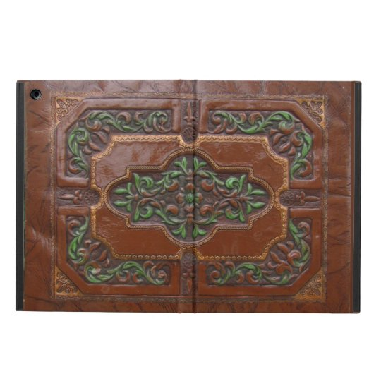 Embossed Leather Look ~ iPad Air Cover