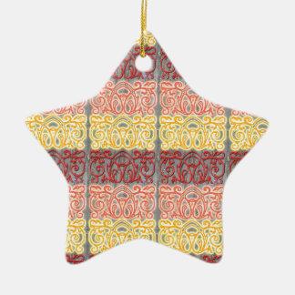 Embossed Look ARTISTIC Deco NVN176 NavinJOSHI FUN Christmas Ornament