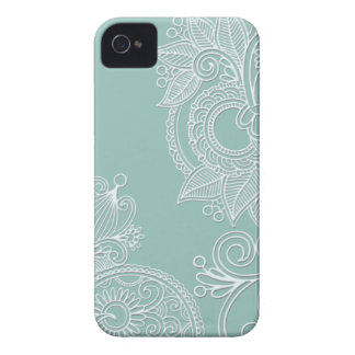 Embossed Paisley iPhone 4s Case Case-Mate iPhone 4 Cases