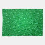 Embossed Swirls 4 Hand Towels