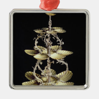 Embossed table centrepiece ornament