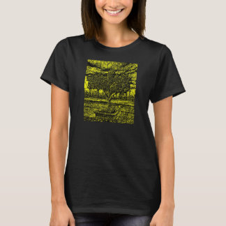 EMBOSSED TREE T-Shirt