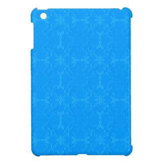 Embossed Tulip Applique Quilt LIGHT BLUE iPad Mini iPad Mini Cover