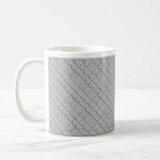 Embossed Work Coffee Mug