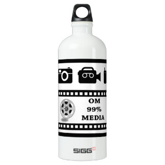 Embotellador multi del agua del logotipo de