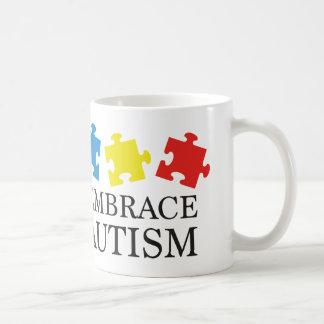 Embrace Autism Coffee Mug