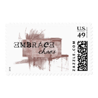 embrace chaos stamps