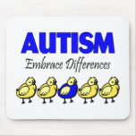 Embrace Differences Mouse Pad