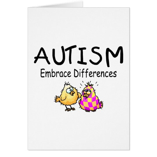 Embrace Differences (PY) Card