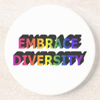 Embrace Diversity Coaster