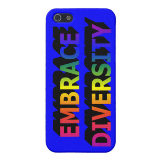 Embrace Diversity  iPhone 5 Covers