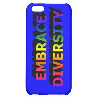 Embrace Diversity Cover For iPhone 5C