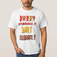 Embrace Diversity T-Shirt