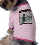 embrace Doggie T Pet Clothing