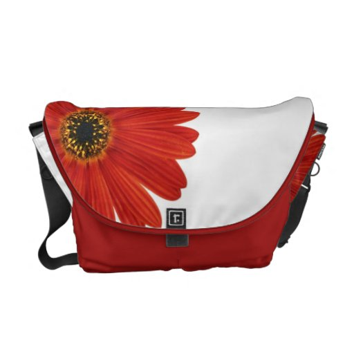Embrace Happiness Daisies Commuter Bags
