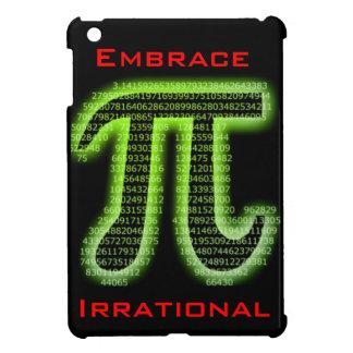 Embrace Irrational Pi iPad Mini Cases