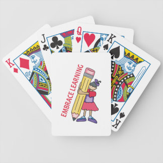 EMBRACE LEARNING BICYCLE PLAYING CARDS