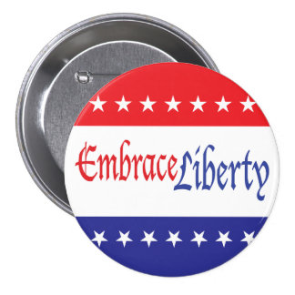 Embrace Liberty Buttons