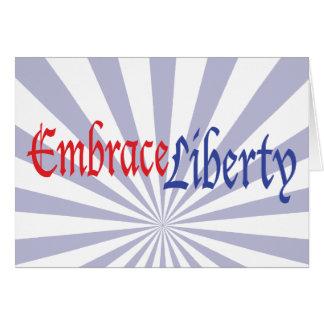 Embrace Liberty Card