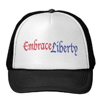 Embrace Liberty Trucker Hat