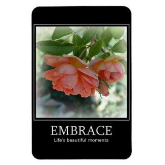 Embrace Life's Moments Magnet