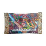 EMBRACE THE FREAK THAT YOU ARE. COSMETIC BAGS