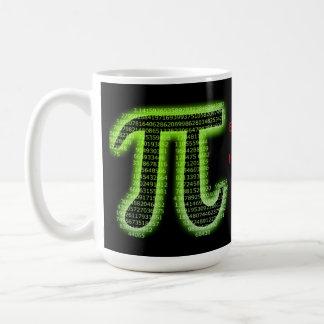Embrace the Irrational Pi Coffee Mug