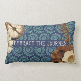 Embrace The Journey Pillow