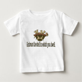 Embrace The Shell Baby T-Shirt
