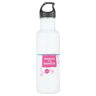 Embrace the Swatch - 24oz Water Bottle