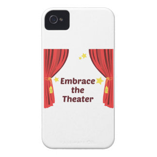 Embrace the Theater iPhone 4 Case-Mate Case